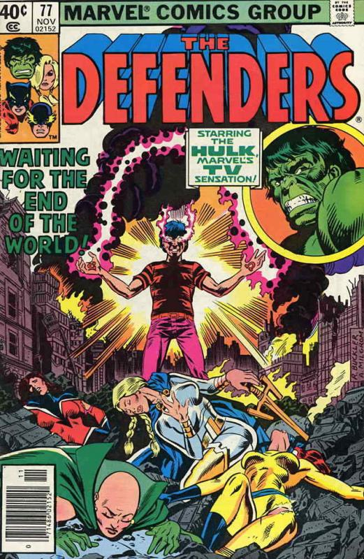 Defenders, The #77 FN; Marvel | save on shipping - details inside