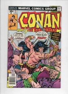CONAN the BARBARIAN #69 70 71 VG+, Buscema, Chan, Howard, 1970 1976 1977, Belit