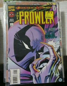 the prowler #1 1994 marvel spiderman- creatures of the night pt 1