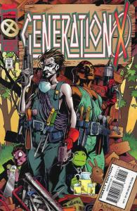 Generation X #7 VF/NM; Marvel | save on shipping - details inside