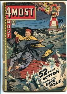 4MOST COMICS V.7#3-LIGHTHOUSE COVER G/VG