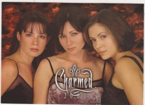 2000 Charmed Trading Cards Promo Card #P1