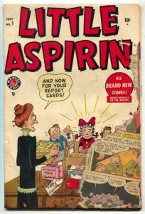 Little Aspirin #1 1949- Golden Age first issue FAIR