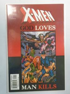 X-Men God Loves, Man Kills GN #1 8.5 VF+ (2003 Special Edition)