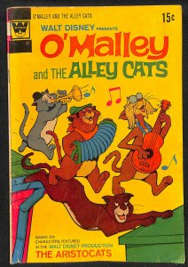O'Malley and the Alley Cats #4 (1972)
