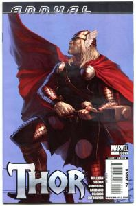 THOR Annual #1, NM, God of Thunder, Asgard, 2007, more Thor in store, Marvel