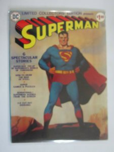 Superman DC Treasury Edition #31 3.0 GD VG bagged and boarded (1974)