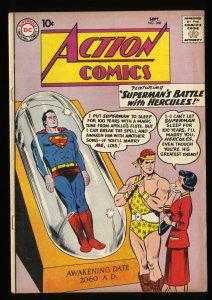 Action Comics #268 FN 6.0 Hercules! DC Superman