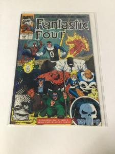 Fantastic Four 349 Nm- Near Mint- Marvel Comics