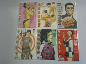 Bite Club set #1-6 8.0 VF (2004 Vertigo)