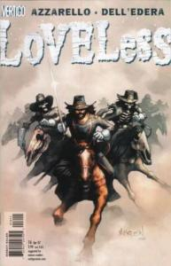 Loveless #16, NM (Stock photo)