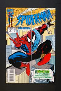 Spider-Man Unlimited #7 November 1994