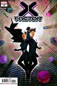 X-Factor (2020 series) #5, NM + (Stock photo)