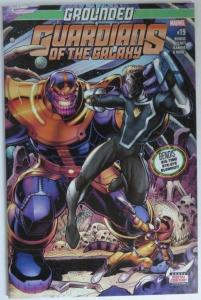GUARDIANS of the GALAXY #19, NM, Richard Isanove, Thanos, 2017, Marvel