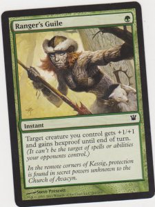 Magic the Gathering: Innistrad - Ranger's Guile