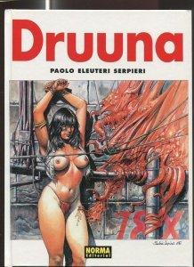 Norma: Serpieri: Druuna numero 2: Druuna (segunda edicion enero 2003)