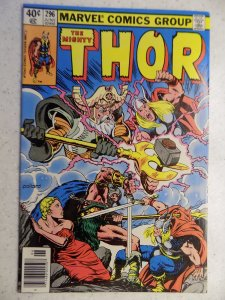 MIGHTY THOR # 296