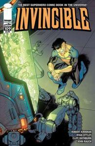 Invincible #109, NM + (Stock photo)