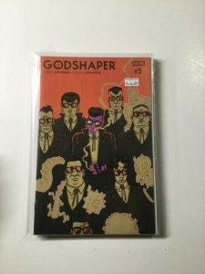 Godshaper #5 (2017) HPA