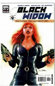 Black Widow 2: The Things They Say About Her #6  NM+