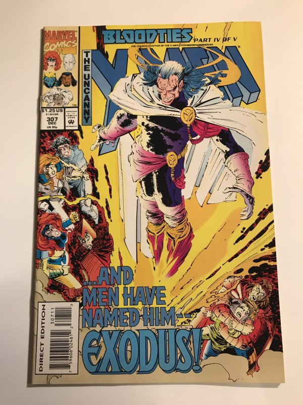 X-Men #307