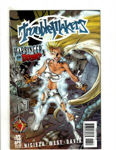 11 Comics Troublemakers 13 14 16 Strong Family 13 14 16 17 Nexus 43 45 46 + RB15