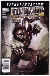 Iron Man: Director of SHIELD (IM vol. 4, 2005) #34 FN (Secret Invasion) Gage