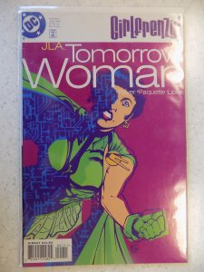 JLA: Tomorrow Woman #1 (1998)