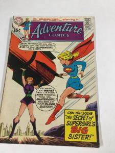 Adventure Comics 385 6.0 Fn Fine Dc Bronze Age Supergirl