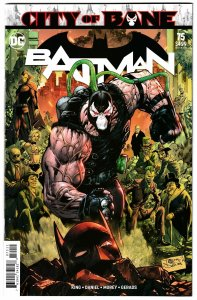 Batman #75 Main Cvr | City Of Bane (DC, 2019) NM