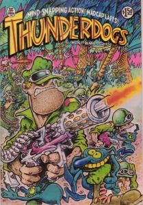 Thunderdogs (Rip Off) #1 VF/NM; Rip Off | save on shipping - details inside