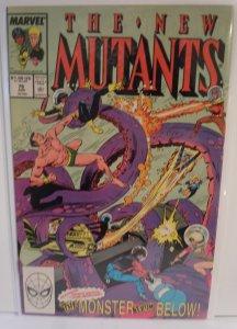 The New Mutants #76