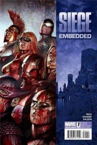 Siege: Embedded #1, VF+ (Stock photo)