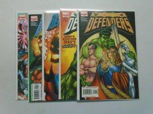 Defenders 3rd Series #1-5 - 8.0 VF - 2005