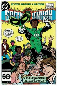 Green Lantern #188 (1st Series)   8.0 VF