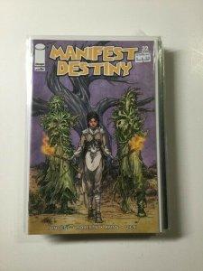Manifest Destiny 32 Near Mint Image Comics HPA