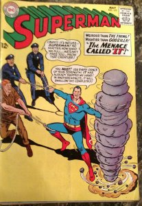 Superman #177 (DC, 1965) Condition: FN