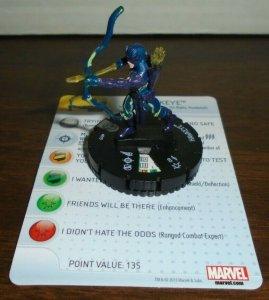 Hawkeye 019 Marvel Heroclix Fear Itself