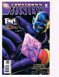 Countdown To Mystery # 8 DC Comic Books Hi-Res Scans Modern Age WOW!!!!!!!!!! S6
