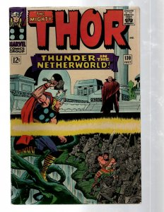 Mighty Thor # 130 VF Marvel Comic Book Loki Odin Asgard Sif Avengers Hulk RB8
