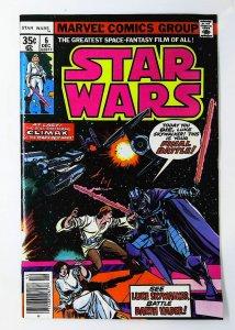 Star Wars (1977 series) #6, VF+ (Actual scan)