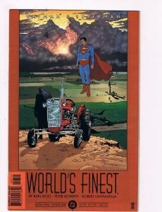 Batman & Superman Worlds Finest # 7 TPB DC Comic Books Hi-Res Scans WOW!!!!! S16