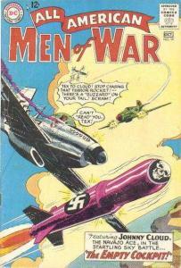 All-American Men of War #99, VG- (Stock photo)