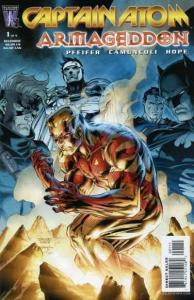Captain Atom: Armageddon #1, NM + (Stock photo)