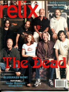 Relix 7/2003-Grateful Dead Special Issue-rock 'n' roll history-VG