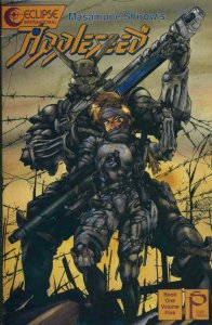 Appleseed Book 1 #5 FN; Eclipse | save on shipping - details inside