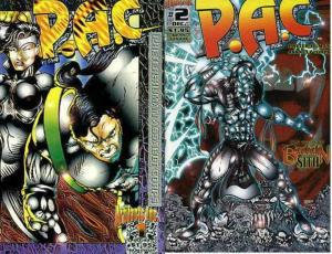 PAC (1993 ARTIFACTS INC) 1-2  Preter-Human Assault Corp