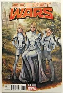 SECRET WARS#8 VF/NM 2016 VARIANT EDITION MARVEL COMICS