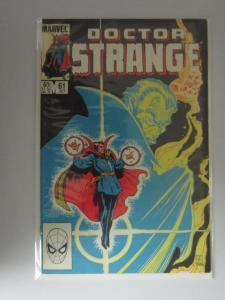 Doctor Strange (1983 2nd Series) #61, DIRECT EDITION 8.5/VF+