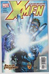 The Uncanny X-Men #422 (2003)